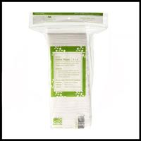 INTRINSICS 4 X 4 LARGE COTTON ESTHETIC WIPES