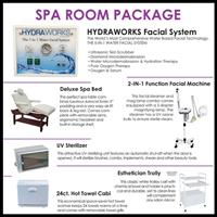 SPA ROOM PACKAGE